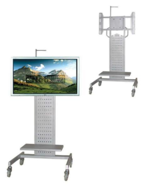 液晶电视移动支架图片/液晶电视移动支架样板图 (1)