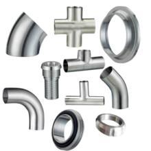 供应不锈钢镜面管件接头/卡套式接头 扩口式接头 焊接接头 承口接头