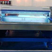 供应用于服装生产的二手超薄PVC皮革数码印花机图片