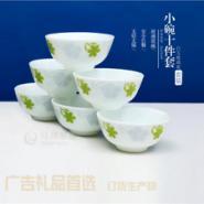 10件套钢化玻璃碗图片