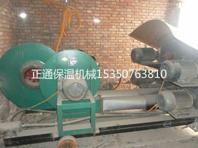 供应防火岩棉复合板大型岩棉板设备