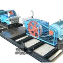 供应油田用高压注水泵