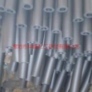 天津彩色橡塑管/橡塑磨砂管图片