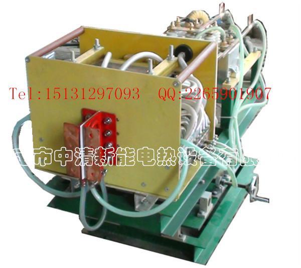 供应中频淬火变压器链条淬火设备专用配件厂家中清中频炉 河北中频淬火变压器链条淬火设备