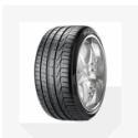 轮派客提供奔驰E200倍耐力配套轮胎图片