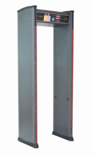 供应新疆数码型安检门SMS-B5000LED数码金属探测门