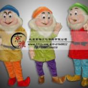 七个小矮人与白雪公主卡通服装出租图片