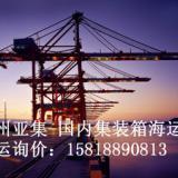 供应浙江嘉兴到广东惠州集装箱海运公司 嘉兴到惠州海运公司 嘉兴到惠州集装箱运输公司