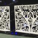 供应PVC雕刻婚庆橱窗摆件,浙江PVC雕刻婚庆橱窗摆件价格