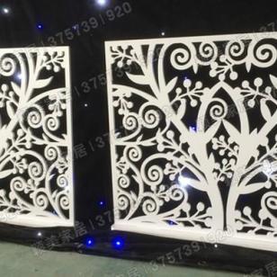 PVC雕刻婚庆橱窗摆件图片