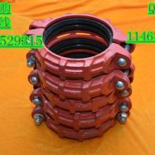 宁夏中卫管道紧固件、对焊高压卡箍接头、卡箍厂家价格