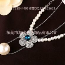 供应五金箱包服饰项链,欧美金属饰品项链,箱包服饰项链