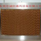 供应水帘纸水帘墙湿帘纸湿帘墙
