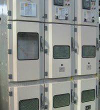 供应550柜固体绝缘柜VS1断路器KYN28