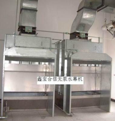 无泵水帘环保喷漆台图片/无泵水帘环保喷漆台样板图 (4)