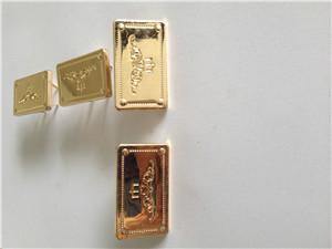 供应锌合金压铸件 锌合金铭牌 锌合金压铸厂家图片