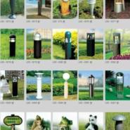 铸铝草坪灯生产厂家图片