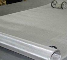 供应用于石油化工的耐磨n6纯镍过滤网纯镍密纹网200目批发