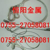 钢丝绳加工,压制钢丝绳制品,304钢丝绳