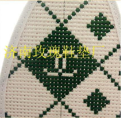 手工鞋垫纯棉十字绣印花鞋垫代理批发