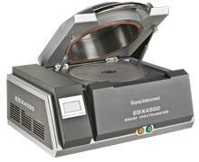 供应天瑞合金分析仪EDX4500B钢材元素分析仪