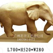 砂岩艺术大象/砂岩雕塑大象图片