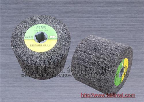 不锈钢抛光拉丝轮价格 黑色碳化硅拉丝图片  佛山不锈钢抛光拉丝轮价格