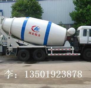搅拌车江淮2010年图片