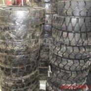 电动叉车专用实芯轮胎批发价格图片