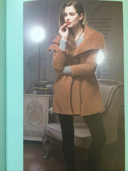 供应大码女装外套报价冬装大衣供应 冬装大衣批发
