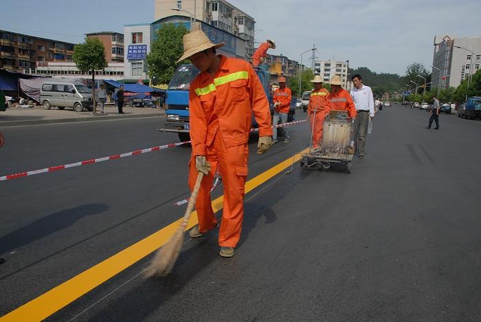 划线创交通公路划线公路销售