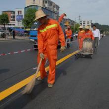 供应划线创安全交通公路划线专业公路设施工程全国超低价!图片