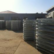供应威海仓储笼生产厂家折叠式蝴蝶笼铁笼子