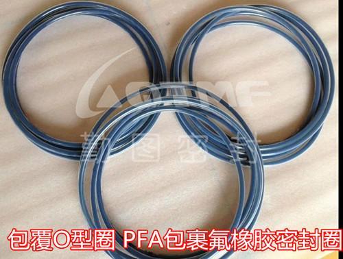 上海供应氟橡胶包覆O型圈/氟胶包覆O型圈 报价/厂家