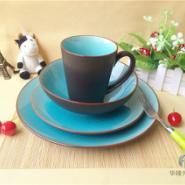 日韩式冰裂釉餐具套装西餐牛排图片