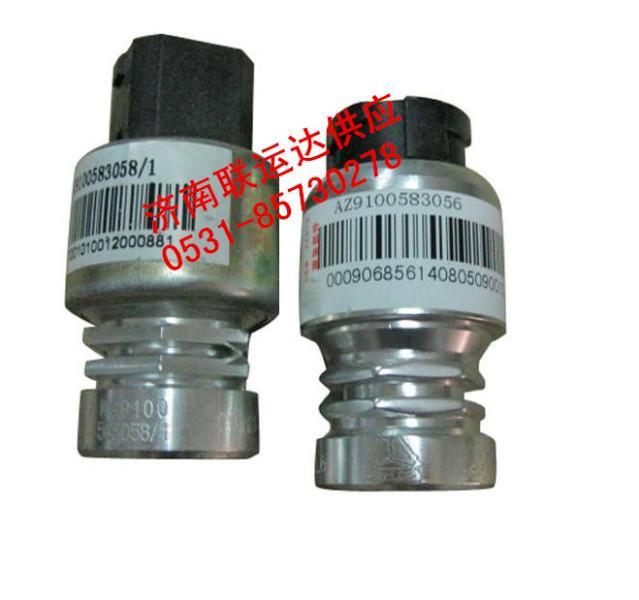 供应wg9100583058豪沃里程表传感器高清图片