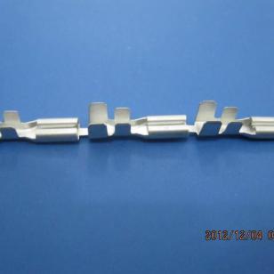 金华110插簧端子图片