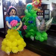 成都大溪谷气球装饰/主题气球图片