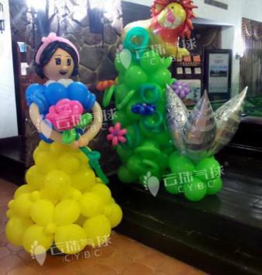 气球装饰图片/气球装饰样板图 (3)