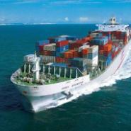 德国欧洲进口冲床机械设备报关海运图片