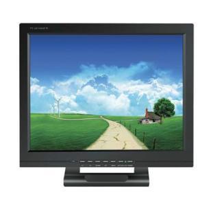 15英寸液晶终端视频设备显示器图片