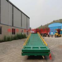 供应广东省支腿型移动式登车桥图纸