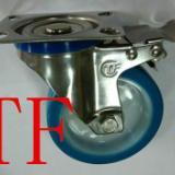 供应抚顺304不锈钢支架脚轮-抚顺304不锈钢支架脚轮生产厂家批发