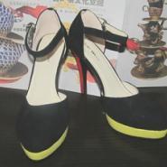 经典款高跟凉鞋真皮高跟鞋厂家图片