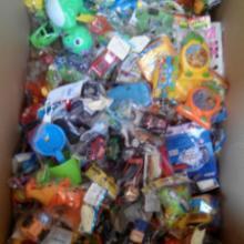 供应称斤塑料库存玩具