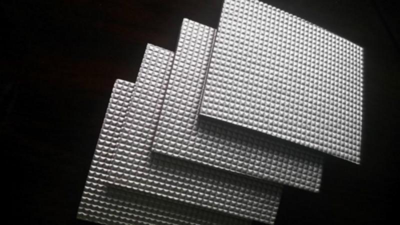 供应楼板铝箔隔音垫,10mm楼板隔音,10mm地面减震垫