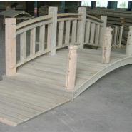 鹤壁防腐木木屋地板花架亭子图片