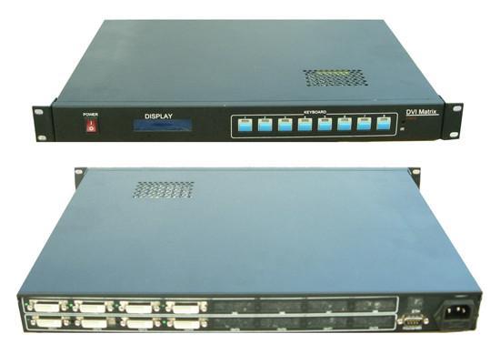 供应DVI4进4出切换器