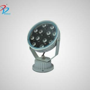 12W圆形投光灯图片