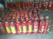 供应灭火器材充气维修
